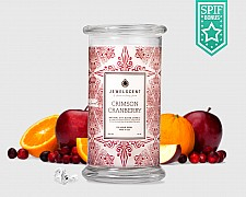 Crimson Cranberry Candle