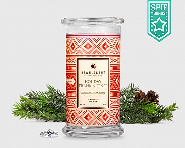 Holiday Frankincense Candle
