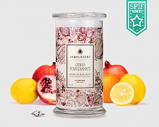 Citrus Pomegranate Candle
