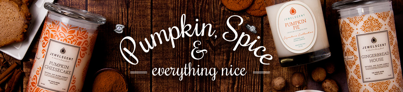 Pumpkin, Spice and Everything Nice