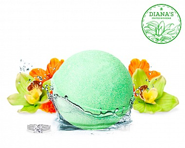 Tahitian Dream Jewelry Bath Bomb