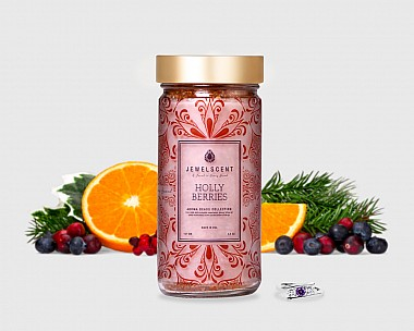 Holly Berries Aroma Beads