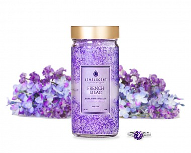 French Lilac Aroma Beads