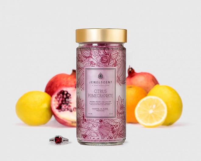 Citrus Pomegranate Aroma Beads