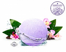 Tranquil Orchid Falls Jewelry Bath Bomb