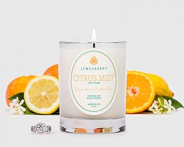 Signature Citrus Mist Candle