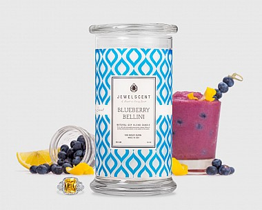 Blueberry Bellini Candle