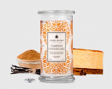 Pumpkin Cheesecake Candle