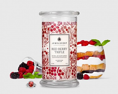 Red Berry Trifle Candle