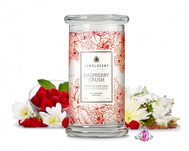 Raspberry Crush Candle