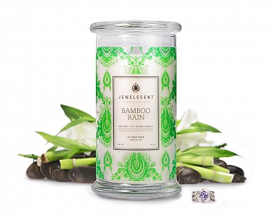 Bamboo Rain Candle