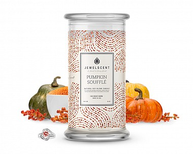 Pumpkin Souffle Jewelry Candle