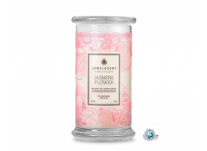 Jasmine Flower Candle