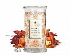 Pumpkin Caramel Jewelry Candle