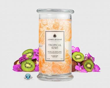 Tropical Kiwi Candle