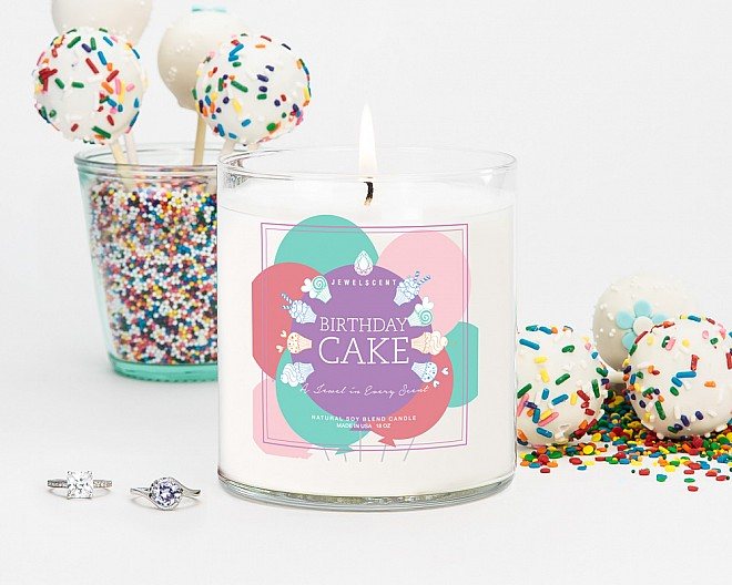 Occasions Birthday Cake Candle