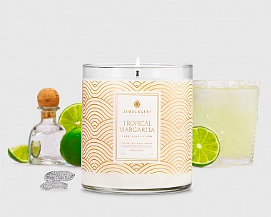 LUXE Tropical Margarita Candle