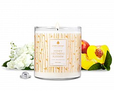 LUXE Honey Nectarine Blossom Candle