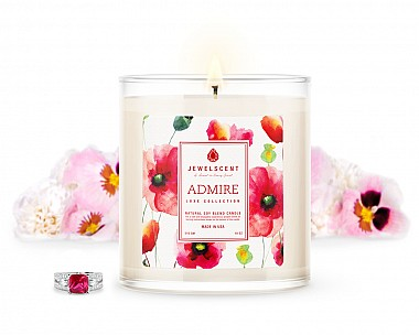 LUXE Admire Jewelry Candle
