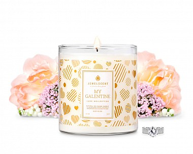 LUXE My Galentine Candle