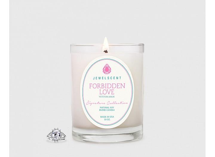 Signature Forbidden Love Candle
