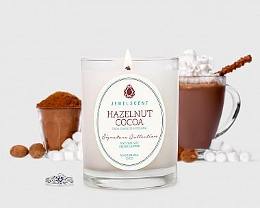 Signature Hazelnut Cocoa Candle