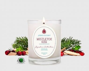 Signature Mistletoe Kiss Candle