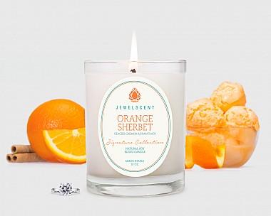 Signature Orange Sherbet Candle