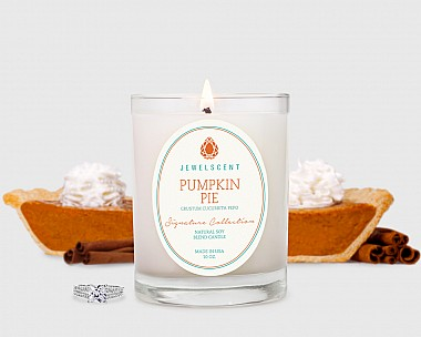 Signature Pumpkin Pie Candle