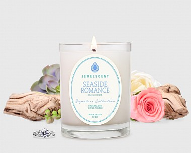 Signature Seaside Romance Candle