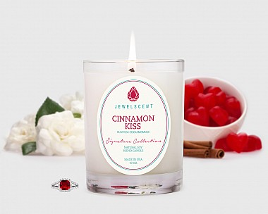 Signature Cinnamon Kiss Candle