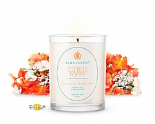 Signature Citrus Poppy Candle