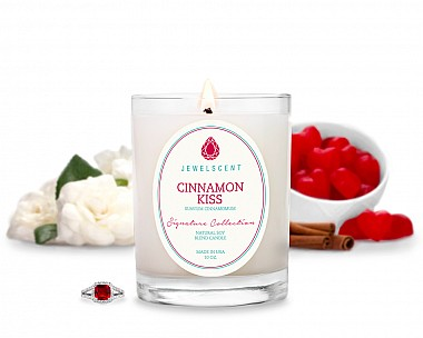 Signature Cinnamon Kiss Candle