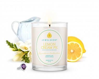 Signature Lemon Cream Pie Candle