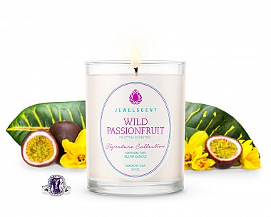 Signature Wild Passionfruit Jewelry Candle
