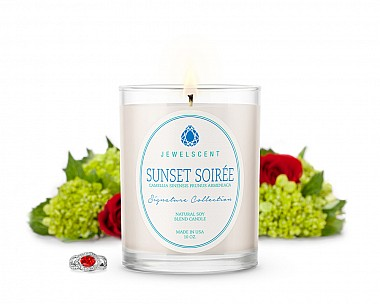 Signature Sunset Soiree Jewelry Candle