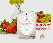 Signature Strawberry Fields Candle