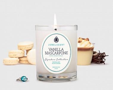 Signature Vanilla Mascarpone Candle