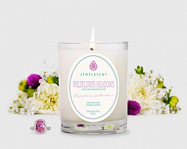 Signature Wildflower Meadows Candle