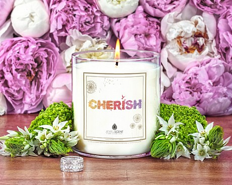 LUXE Cherish Candle