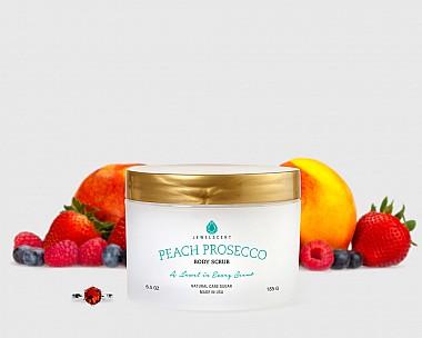Peach Prosecco Body Scrub