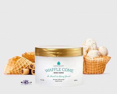 Waffle Cone Body Scrub