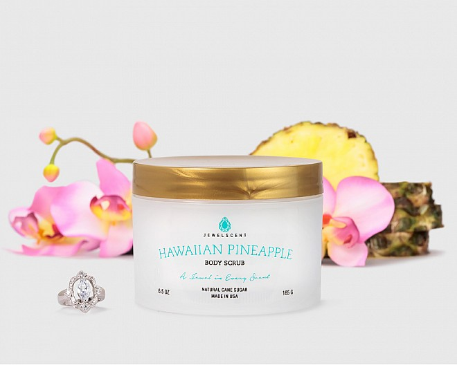 Hawaiian Pineapple Body Scrub