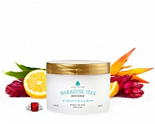 Paradise Isle Jewelry Body Scrub