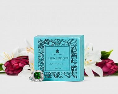 Island Jasmine Moroccan Argan Oil Hand Soap