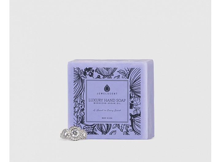 Lilac Blossom Moroccan Argan Oil Hand Soap