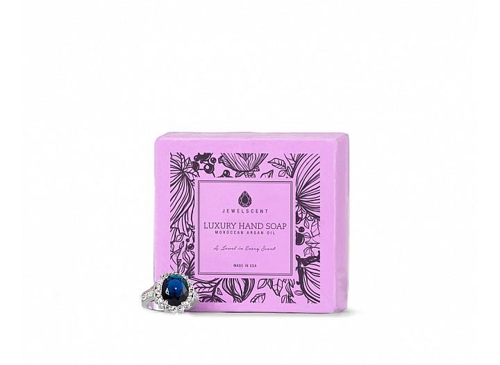 Calm Lavender Moroccan Argan Oil Hand Soap