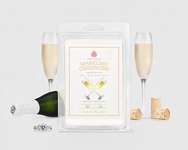 Sparkling Champagne Wax Tarts