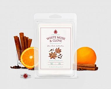 White Musk & Clove Wax Tarts