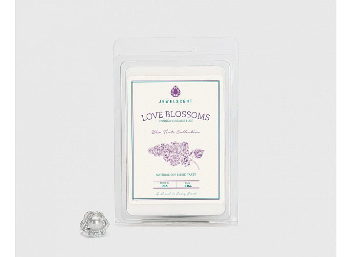 Love Blossoms Wax Tarts